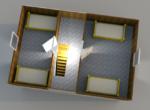 3D animace podkroví